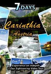 7 days Carinthia, Austria - DVD