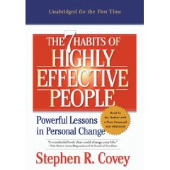 The 7 Habits of Highly Effective People - Audio CD