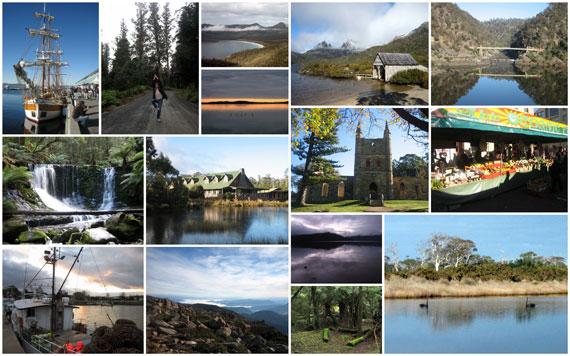 Tasmania - Photo Album