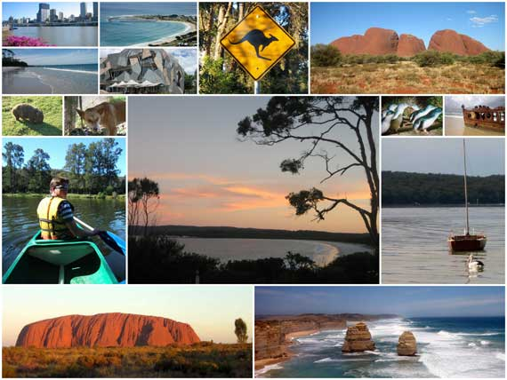 Australia - Photo Album
