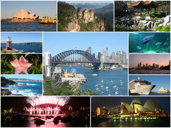 Sydney - Photo Album