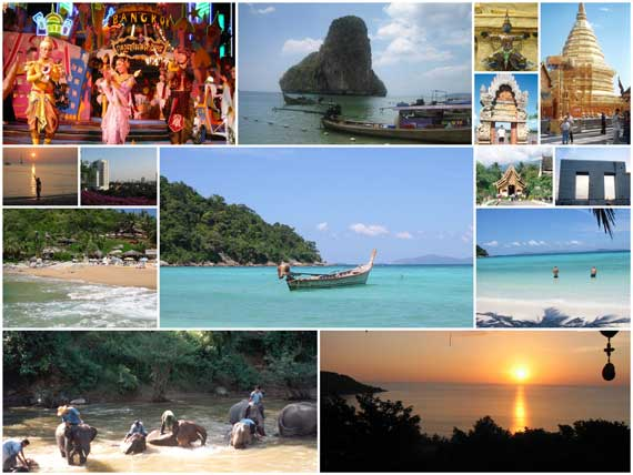 Thailand - Photo Album